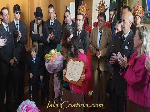 Entrega Sardina de Plata póstuma a José Luis Castro Medero