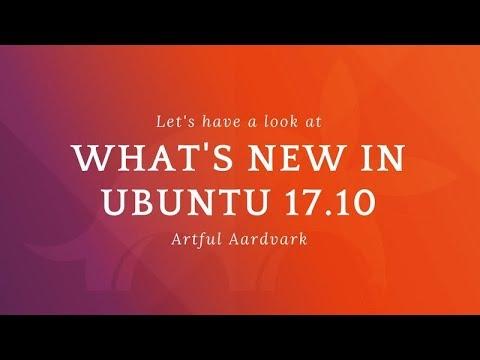 Download UBUNTU 17.10 Artful Aardvark (2017 Latest) | Install UBUNTU 17.10 on VMware Workstation