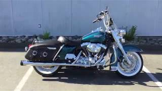 7. 2004 Harley-Davidson FLHRCI Road King Classic