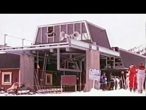 """Doppelmayr 4-CLD """"Europa 1"""" Soelen, Schweden (1983)"""