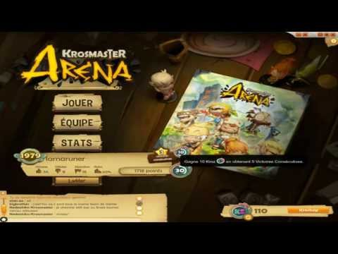 comment on joue a dofus arena