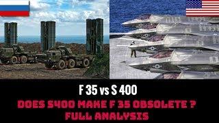 Video DOES S400 MAKES F 35 OBSOLETE ? FULL ANALYSIS MP3, 3GP, MP4, WEBM, AVI, FLV Juli 2019
