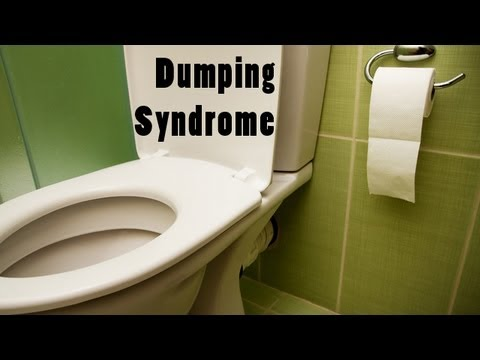 Dumping syndrome after weight loss surgery