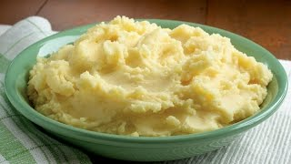 How To Cook Mashed Potatoes - RECIPE