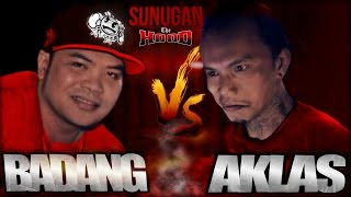 Video SUNUGAN - Aklas vs Badang Full Battle MP3, 3GP, MP4, WEBM, AVI, FLV September 2018