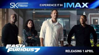 Nonton Fast & Furious 7 Trailer - Releasing 1 April Film Subtitle Indonesia Streaming Movie Download