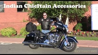 10. 2014 Indian Chieftain Accessories