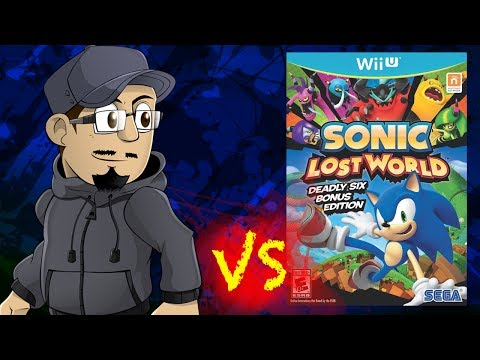 Somecallmejohnny - Here it is, the review of the latest game in the Sonic franchise. Sonic Lost World takes the Hedgehog through over 7 different worlds, battles against the De...
