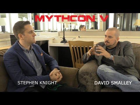Stephen Knight & David Smalley Discuss #Mythcon V & Politics Backstage