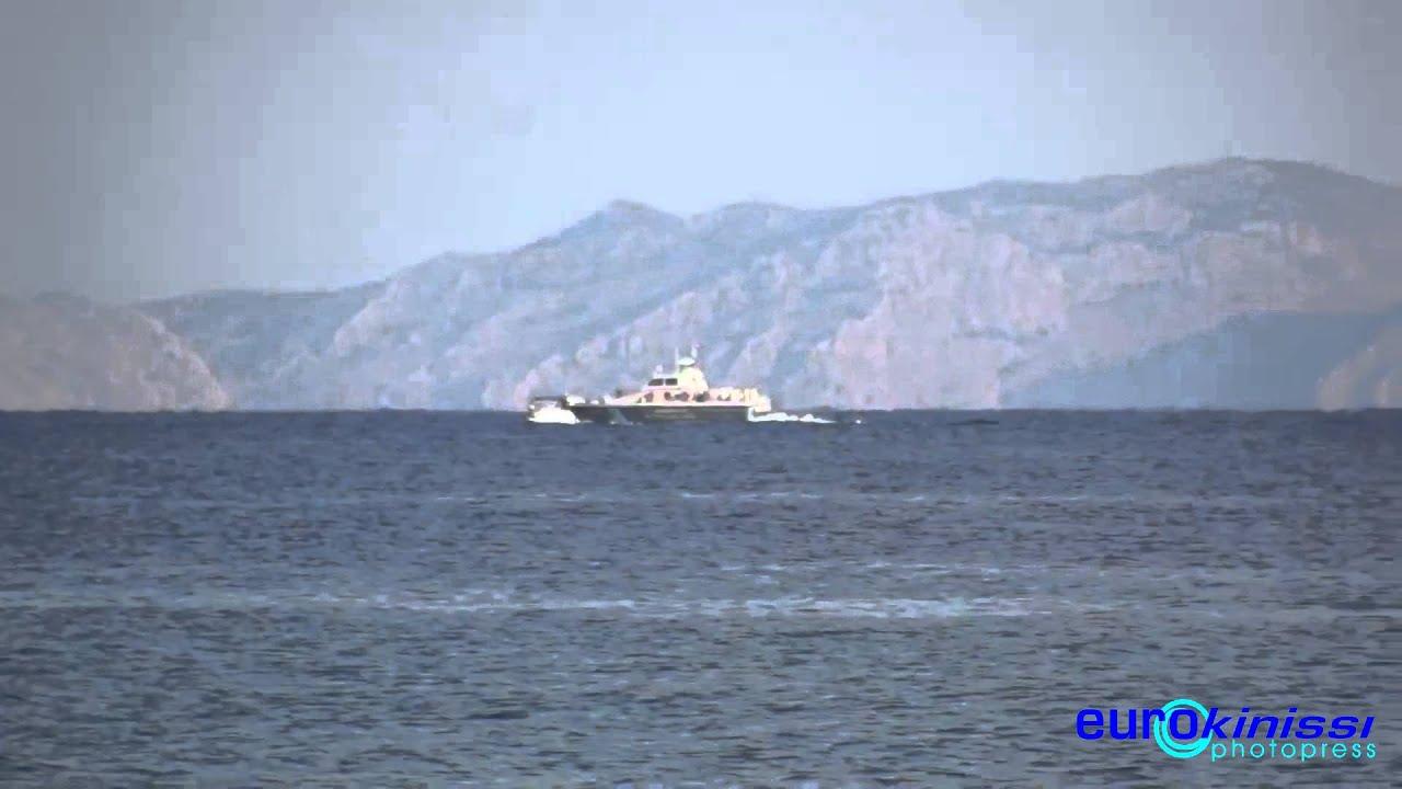 Ρόδος: Έρευνες για επιζώντες από το ναυάγιο σκάφους που μετέφερε πρόσφυγες