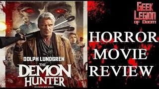 Nonton DON'T KILL IT ( 2017 Dolph Lundgren ) aka THE DEMON HUNTER Gory Possession Horror Movie Review Film Subtitle Indonesia Streaming Movie Download