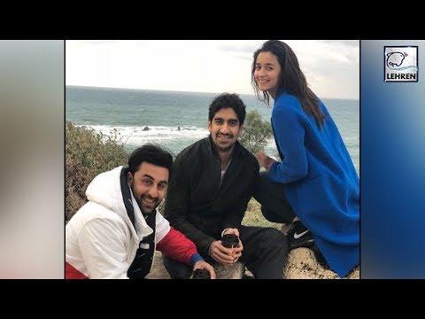 Ranbir Kapoor And Alia Bhatt's Bramhastra FIRST PI