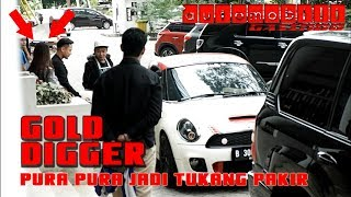 Video ORANG KAYA NYAMAR JADI TUKANG PAKIR!! NGERJAIN CEWEK SUPER MATRE- ( GOLD DIGGER PRANK ) MP3, 3GP, MP4, WEBM, AVI, FLV April 2018