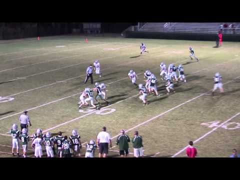 Junior Varsity - Providence Junior Varsity JV Football vs Athens Academy, 2012.