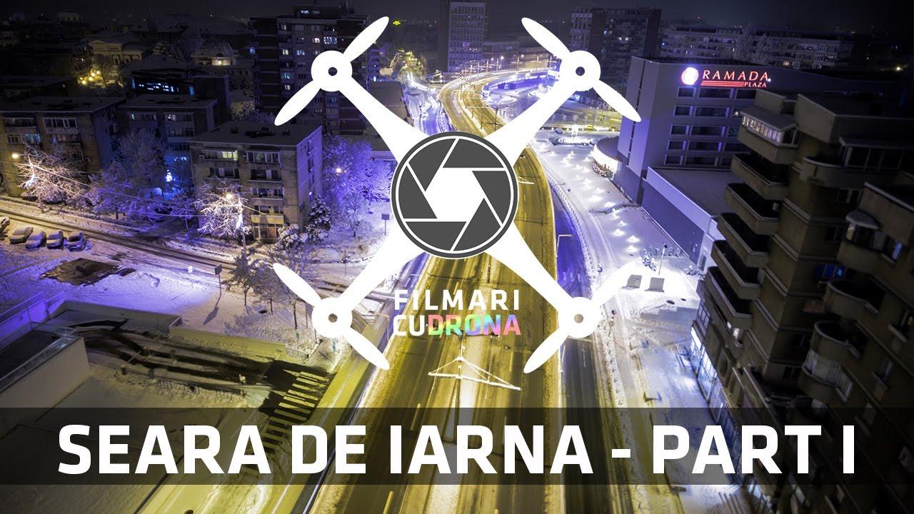 Seara de Iarna 4K - Part I | FilmariCuDrona.com