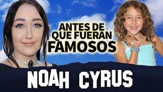 NOAH CYRUS | Antes De Que Fueran Famosos | GOOD CRY | LIL XAN