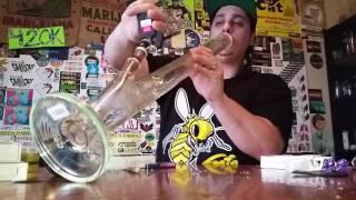 SMOKING WEED WITH PLASMA!!!!!!!!! by Custom Grow 420