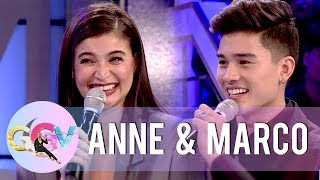 Vice challenges Anne and Marco to choose  among a hilarious list of attractive hopefuls   GGV