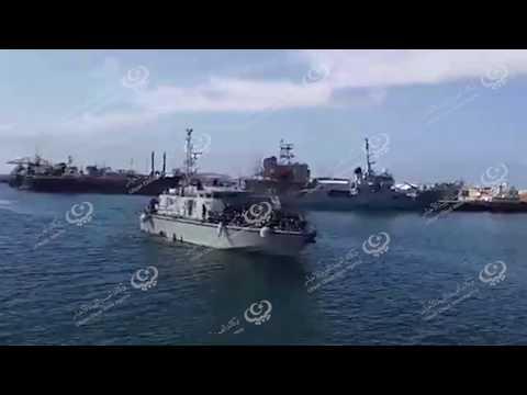 إنقاذ(115)مهاجراغيرقانونيوانتشال(5) جثث شمال مليتة