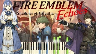 """Follow me on Twitter: https://twitter.com/HariSivanMusicThis is the Synthesia for my piano cover of In a Silver Garden with You from Fire Emblem Echoes: Shadows of Valentia. This game is a remake of Fire Emblem Gaiden. Fire Emblem Echoes: Shadows of Valentia OST was composed by Takeru Kanazaki, Yasuhisa Baba, Takafumi Wada, and Sho Murakami. I hope this Synthesia piano tutorial is helpful! Please show your support by subscribing.My other Fire Emblem piano covers:""""Such bonds are the true strength of this army."""" (Synthesia)★ https://youtu.be/-LyiOaupuqQEchoes: Shadows of Valentia - In a Silver Garden with You★ https://youtu.be/LJVFP2HsiWMEchoes: Shadows of Valentia - Title Screen (Synthesia)★ https://youtu.be/c-ZXAPRW_c8Echoes: Shadows of Valentia - Title Screen★ https://youtu.be/4cpnLPtkdhY""""......"""" (Synthesia)★ https://youtu.be/rx71JVeA_wgGrief (Synthesia)★ https://youtu.be/Mn50Yzdn27oThe Water Maiden (Synthesia)★ https://youtu.be/ouqkujdsxnU""""Farewell... my friends..."""" (Synthesia)★ https://youtu.be/LLQyYUfjGiA""""Such bonds are the true strength of this army.""""★ https://youtu.be/RA6yanYKVdk""""Farewell... my friends...""""★ https://youtu.be/zMEehvJC_6cAqua's Song (if-Hitori Omou) (Synthesia)★ https://youtu.be/so1y8WG37VUThe Water Maiden★ https://youtu.be/ML-RnHbiNgY""""......""""★ https://youtu.be/rJaAQ3qLSAs""""Don't speak her name!"""" (Synthesia)★ https://youtu.be/EArU5NoEPpwAqua's Song (if-Hitori Omou)★ https://youtu.be/CW4HjF0jaksGrief★ https://youtu.be/EseG01jvtHs""""You deserved better from me than one sword."""" (Synthesia)★ https://youtu.be/ze6YJglQx2sId (Purpose)★ https://youtu.be/T_kwPSha3E4Conquest★ https://youtu.be/xZJIU_mcYNg""""You deserved better from me than one sword.""""★ https://youtu.be/GTdUx0yXgEU""""You may call me Marth.""""★ https://youtu.be/rW3VSe6KK0A""""And what if I can't? What if I'm not worthy of her ideals?""""★ https://youtu.be/bQfYuIGy0HA""""Don't speak her name!""""★ https://youtu.be/y5QsNgn8HVM Performed by Hari SivanRecorded: June 7th 2017"""