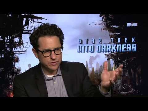 heyuguysblog - James Kleinmann interviews Director J.J. Abrams for his movie Star Trek Into Darkness. Abrams talks about for him, the moment the movie is finished and what ...