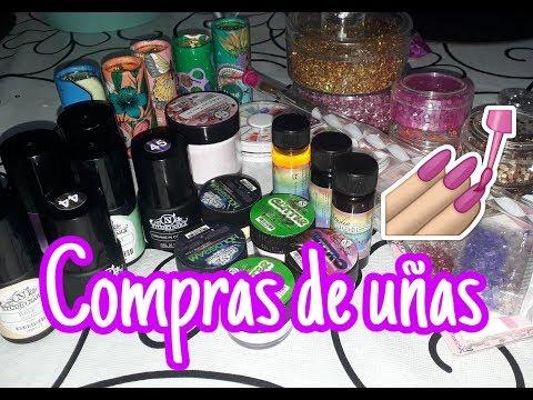 Decorados de uñas - COMPRAS RECIENTES DE UÑAS  STUDIO NAILS  TIANGUIS