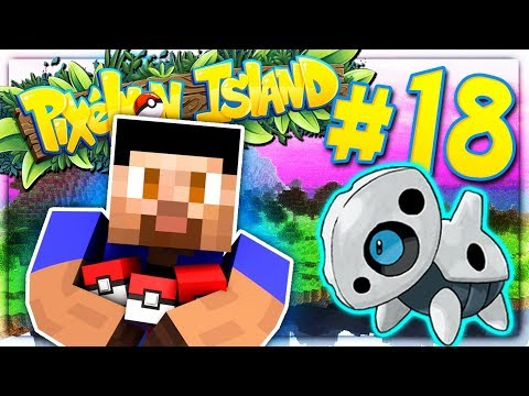 THE PERFECT ARON! - PIXELMON ISLAND S2 #18 (Minecraft Pokemon Mod) (видео)