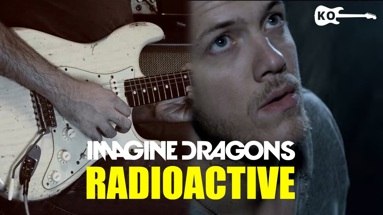 Imagine Dragons – Radioactive – Electric Guitar Cover by Kfir Ochaion