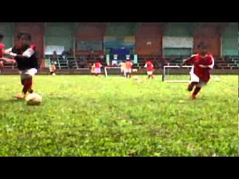 Tristan Alif Naufal ( 7 Years Old Indonesian Football Star On The ...
