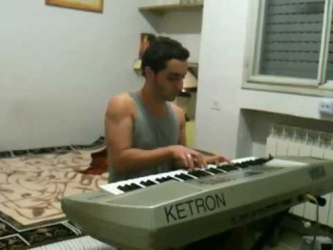 يا مسافر وحدك - بيانو - مارون مارون...