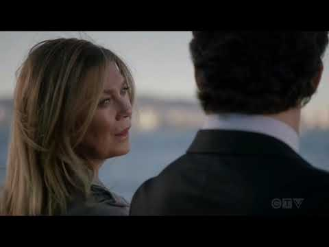 Meredith Grey and Andrew Deluca - MerLuca - All Kisses and Moments from Season 16