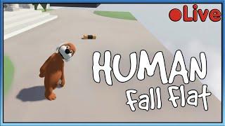 Human Fall Flat W/Squid - • Live