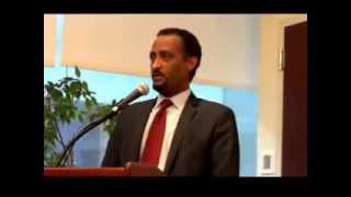 Saleh Younis Talk On Eritrea Human Rights