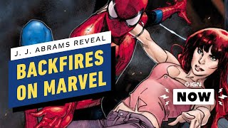 Marvel's J.J. Abrams Spider-Man Reveal Backfires - IGN Now by IGN