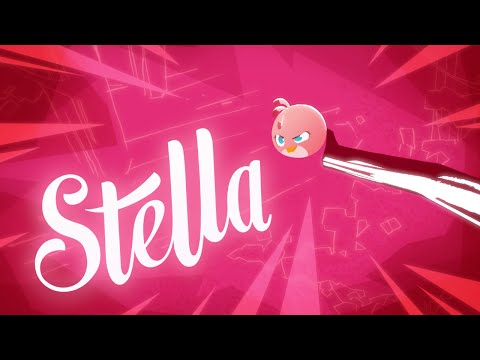 Angry Birds Stella trailers
