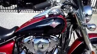 8. 2008 - Kawasaki Vulcan® 900 Classic LT