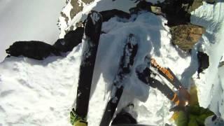 Video Insane Ski Accident MP3, 3GP, MP4, WEBM, AVI, FLV Oktober 2017