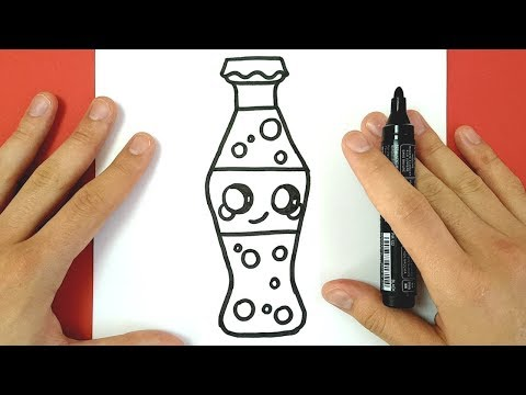 Video HOW TO DRAW CUTE COCA COLA BOTTLE EASY download in MP3, 3GP, MP4, WEBM, AVI, FLV January 2017