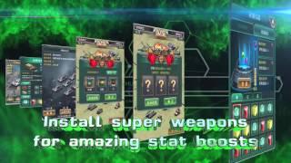 Steel Avengers-Global Tank War YouTube video