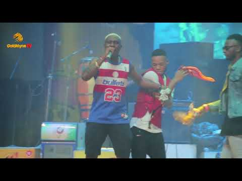 ZLATAN IBILE  PERFORMS ABLE GOD AT FELABRATION 2018