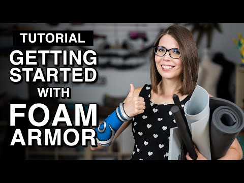How to get started with Foam Armor