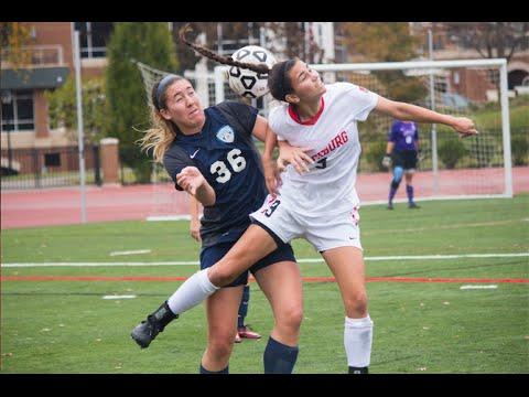 Lynchburg Women's Soccer vs Va. Wesleyan (ODAC Semifinal)