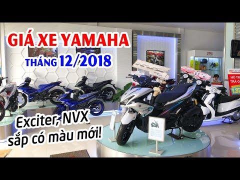 LIVE Giá xe máy Yamaha tháng 12/2018 ▶ Exciter 150 2019 Pan Asean sắp ra mắt, Janus và Sirius có KM - Thời lượng: 21 phút.