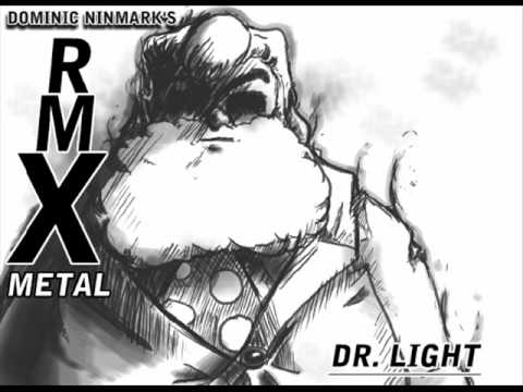 Dr. Light - This Cover/Remix was made by NitroFlasher The art was also made by me. I will not make a Rockman X Metal Remix Album. Rockman X /Mega Man X belongs to Capcom.