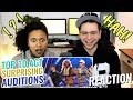 Top 10 Most Surprising America's Got Talent Auditions   REACTION