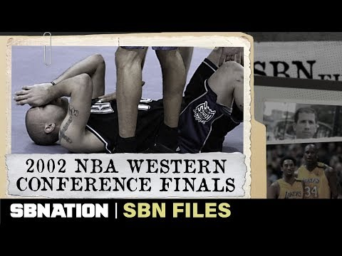 Video: A disgraced ref, the FBI, and the Kings-Lakers 2002 Western Conference Finals conspiracy theory