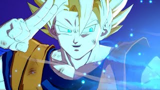 Video Dragon Ball FighterZ Easter Egg - Goku Defeats Kid Buu With Giant Spirit Bomb MP3, 3GP, MP4, WEBM, AVI, FLV Desember 2018