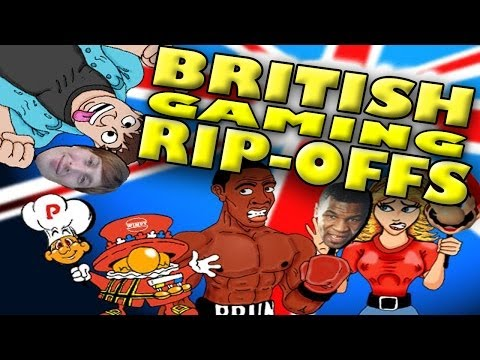 Wank - This episode Guru Larry has a look at video games released in the UK that were blatant rip-off's off well known titles, but amazingly got away with it! Check...