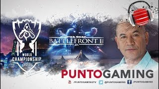 PuntoGaming! TV S05E33 en VIVO