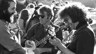 1974/04/2728 Marin County Bluegrass Festival W/ Doc Watson Norman Blake Jerry Garcia And Others